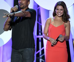 danielle campbell and charles michael davis image