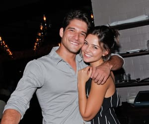 tyler posey, danielle campbell, and The Originals image