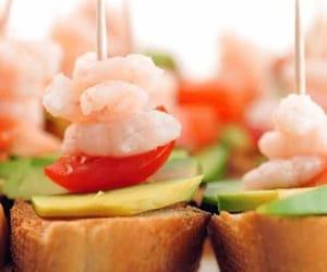 appetizers, shrimp recipes, and shrimp appetizers image