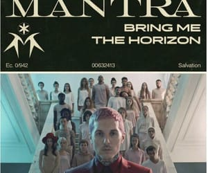 bmth, Mantra, and new album image