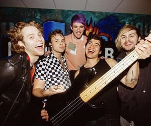 band, tumblr, and 5 seconds of summer image