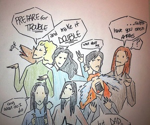 family, silmarillion, and feanor image