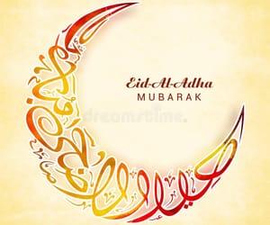 eid mubarak and eid ul azha image