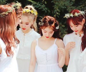 aesthetic, fairy, and loona oec image