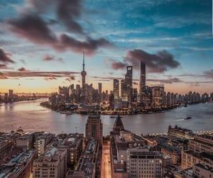 architecture, sunset, and beautiful image