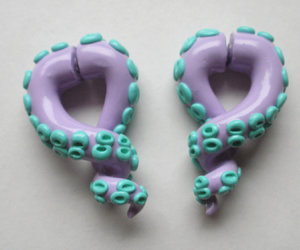 accessory, art, and clay image