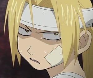 anime, blonde, and fma image
