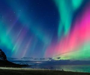 adventure, fantasy, and aurora boreal image