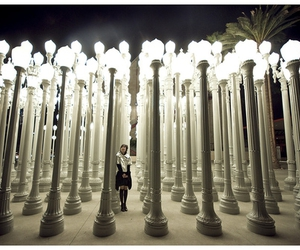 girl, los angeles, and martin diez image