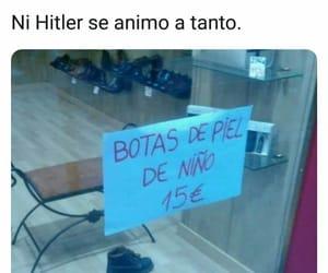 hitler, humor, and memes image