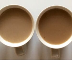 brown, coffee, and twitter image
