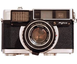 aesthetic, vintage, and camera image