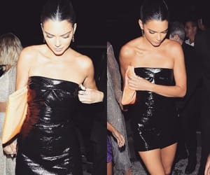 candids, street style, and little black dress image