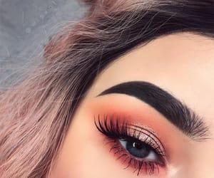 beautiful, hipster, and makeup image