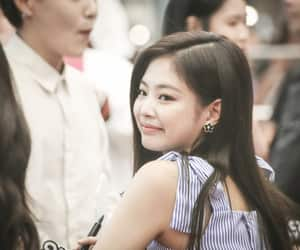 aesthetic, jennie kim, and cute image
