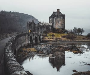 castle, fantasy, and photography image