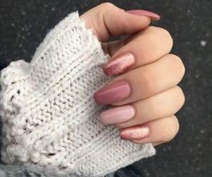 girls, nails, and beauty image