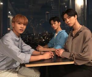 johnny, korean, and jaemin image