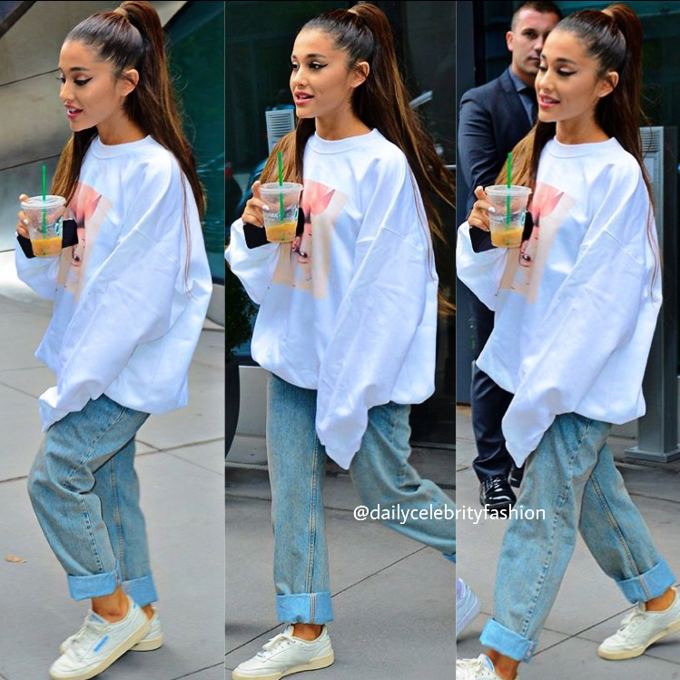 Ariana grande casual outfits 2018
