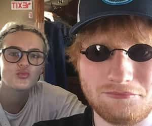 anne marie and ed sheeran image