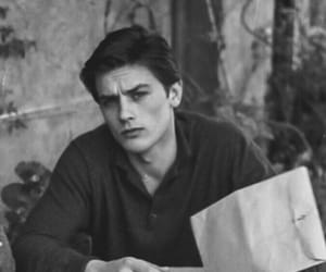 Alain Delon, handsome, and classic image