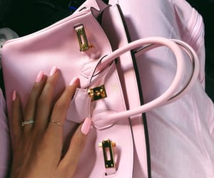 accessories, pink, and style image