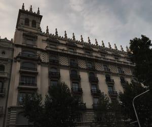 aesthetic, Barcelona, and black image