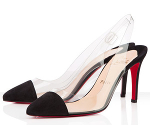 fashion, christian louboutin, and clothing image