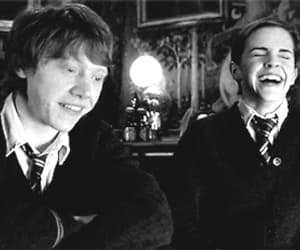 romione, ronweasley, and grintson image