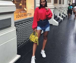 beauty, streetstyle, and style image