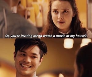 couples, 13 reasons why, and love image