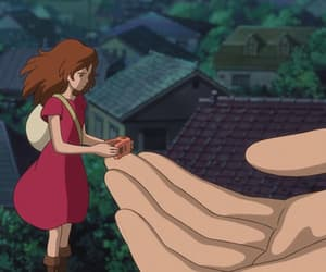 flowers and arrietty image