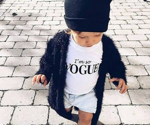 adorable, fashion, and young image
