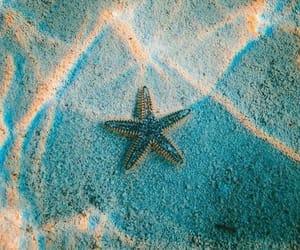 wallpaper, stars, and beach image