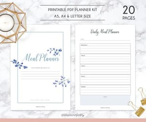 office, printable, and stationery image