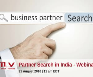business event, maier vidorno, and market entry india image