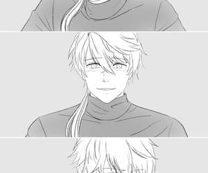MM, zen, and anime boy image