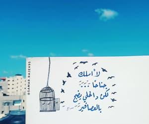 arabic, كلمات, and مما راق لي image