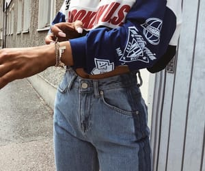 aesthetic, classy, and jeans image