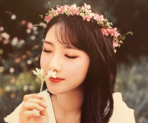 haseul, kpop, and loona image