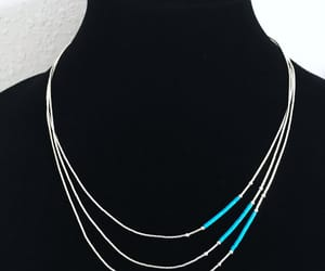 choker, sterling silver, and mimisjewelryboutique image