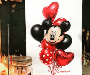 acrylic, balloons, and lovely image