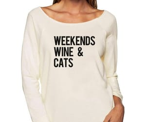 cats, fashion, and funny image