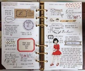 agenda, lindo, and bello image