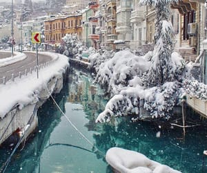 travel, istanbul, and nature image