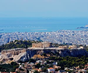 ancient, Athens, and capital image