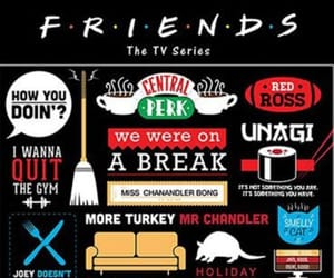 Joey, friends, and friends tv show image