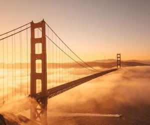 san francisco, golden gate bridge, and california image