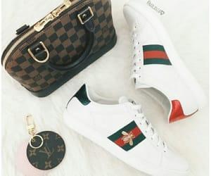 designer, gucci, and handbag image