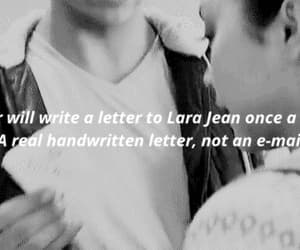 black, quotes, and jenny han image